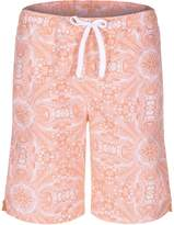 Soul Star Men's Paisley Print Swim Shorts