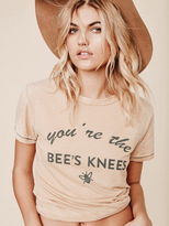 Mate The Label Bees Knees Beau Crew in Ochre
