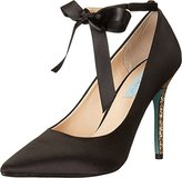 Betsey Johnson Blue by Women's Sb-Bri Dress Pump