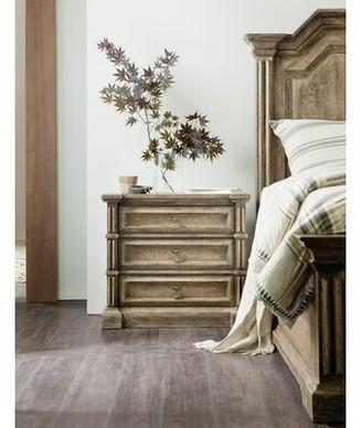 Hooker Furniture La Grange Jefferson 3 - Drawer Nightstand