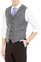 Daniel Cremieux Travis Plaid Tailored-Fit Vest