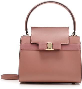 Salvatore Ferragamo Small Vara Bow Handbag