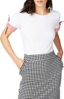 Court & Rowe Tie Cuff T-Shirt