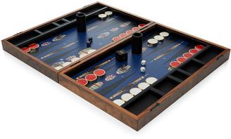 Alexandra Llewellyn M'O Exclusive Robot Backgammon Set