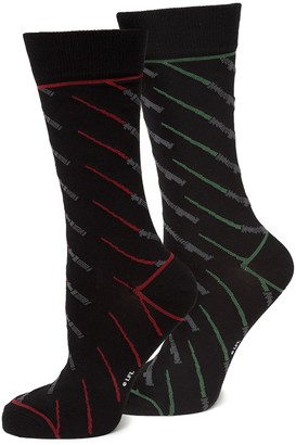 Disney Star Wars Lightsaber Socks for Adults