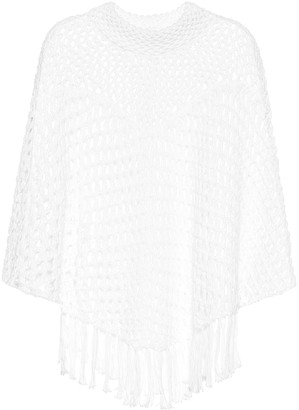 See by Chloe Cotton-blend crochet sweater