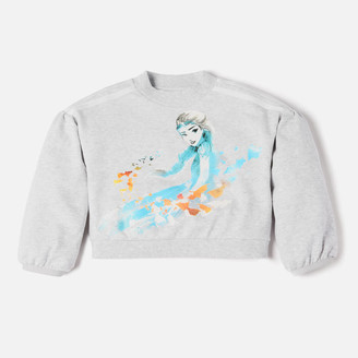 adidas Girls Frozen Sweatshirt