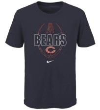 Nike Toddler Chicago Bears Icon T-Shirt