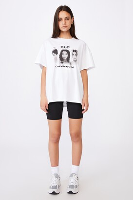 Factorie Lcn Super Relaxed Graphic Tee