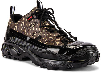 Burberry Arthur Sneaker in Bridle Brown | FWRD