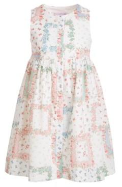 Bonnie Jean Little Girls Patchwork Dress