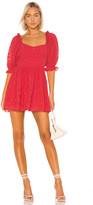 Lovers + Friends Asher Mini Dress