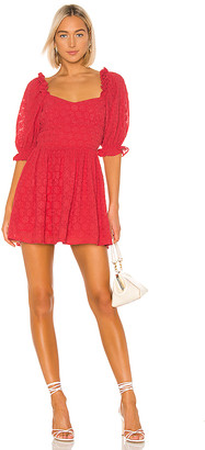 Lovers + Friends Asher Mini Dress
