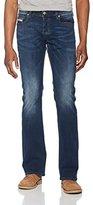 Diesel Men's Zatiny L.34 Pantaloni Bootcut Jeans,W32/L34