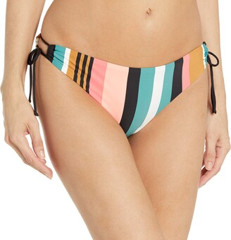 Esky Skye Women's Juliana Classic Bikini Bottom Swimsuit with Adjustable Side Loops