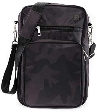 Ju-Ju-Be JuJuBe 16VM03X-BKO Helix Messenger Bag