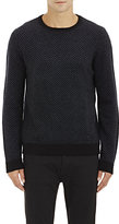 Barneys New York MEN'S CASHMERE SWEATER SIZE S