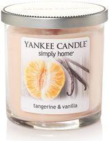 Yankee Candle simply home Tangerine & Vanilla 7-oz. Jar Candle