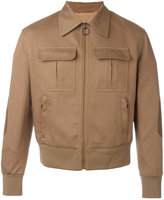 Neil Barrett military jacket - men - Cotton/Polyamide/Polyester/Viscose - M
