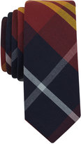 Original Penguin Men's Graves Plaid Slim Tie