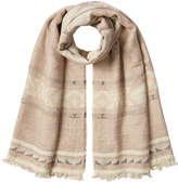 Polo Ralph Lauren Scarf with Cotton and Virgin Wool