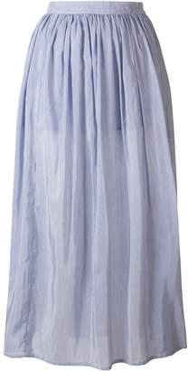 Thierry Colson Midi Full Skirt