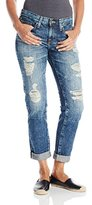 Big Star Women's Billie Slouchy Skinny Boyfriend Jeans In