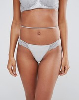 Asos Alice Lace French Thong