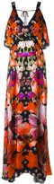 Temperley London strappy 'Myrtle' dress - women - Silk/Spandex/Elastane - 12