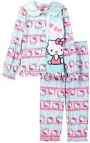 Komar Hello Kitty Coat Pajama Set (Toddler Girls)