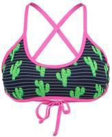 Funkita TIE DOWN Bikini top prickly pete