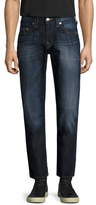 True Religion Faded Slim Fit Jeans