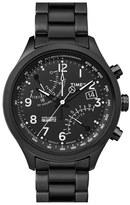 Timex 'Intelligent Quartz' Fly-Back Chronograph Watch, 43mm