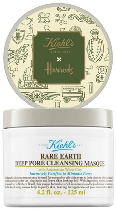 Kiehl's + Harrods Rare Earth Pore Cleansing Masque (125ml)