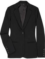 K Karl Lagerfeld Tailored wool-blend jacket