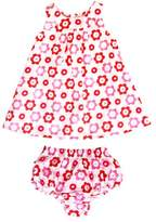Pop Flower Toby Tiger Baby Girl's Dress and Frilly Pants