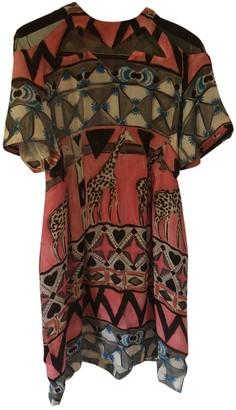 Tata-Naka Silk Dress for Women