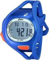 Asics Men's CQAR0702 Digital Display Quartz Blue Watch