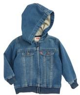 Levi's Infant Boy's Knit Zip Hoodie