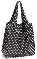Kate Spade 'Polka Dot' Reusable Shopping Tote - Black
