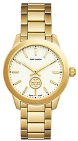 Tory Burch Collins Watch, Gold-Tone/Ivory, 38 Mm