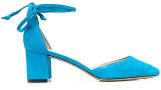 Tila March Varazze block-heel pumps
