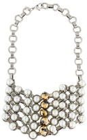 Dannijo Beaded Bib Necklace
