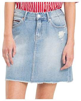 Tommy Hilfiger Tjw Denim Skirt