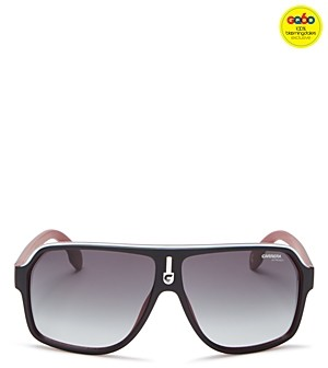 Carrera Men's Polarized Shield Sunglasses, 65mm - 100% Exclusive