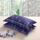 GTWGERGE cotton pillowcase/Summer Comfort Pillow