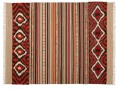 Pottery Barn Scout Synthetic Kilim Rug - Warm Multi