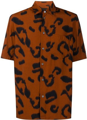 Stella McCartney Animal-Print Shirt