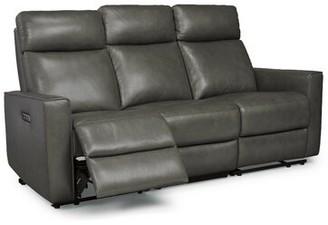 Latitude Run Pell Leather Reclining Sofa Latitude Run
