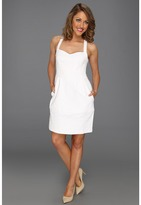 Nanette Lepore Honeymoon Dress (White) - Apparel